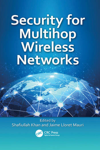Security for Multihop Wireless Networks book cover