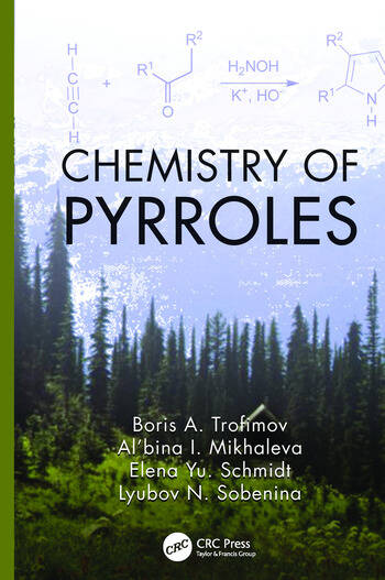 Chemistry of Pyrroles book cover