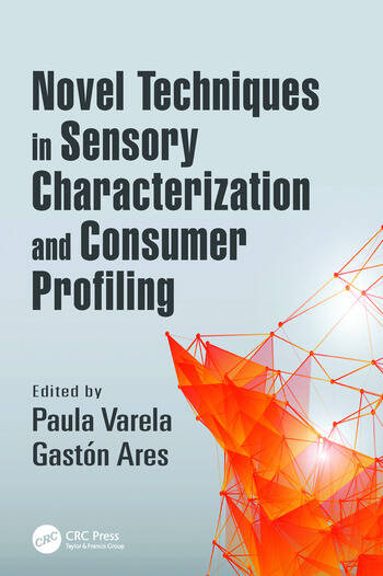 Novel Techniques in Sensory Characterization and Consumer Profiling book cover