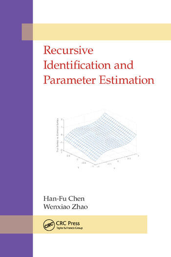Recursive Identification and Parameter Estimation book cover