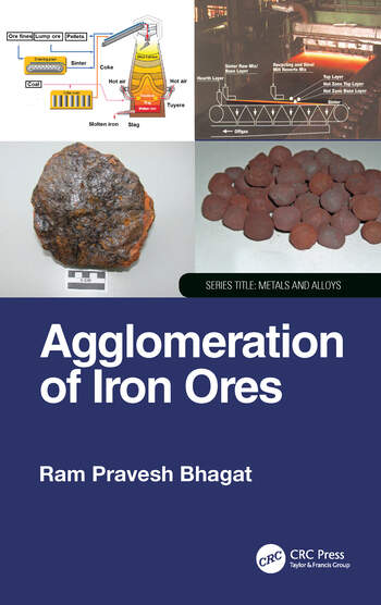 Agglomeration of Iron Ores book cover