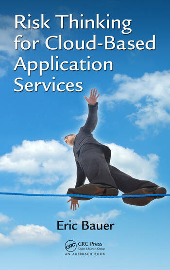 Risk Thinking for Cloud-Based Application Services book cover