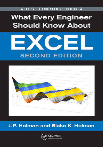 What Every Engineer Should Know About Excel, Second Edition book cover