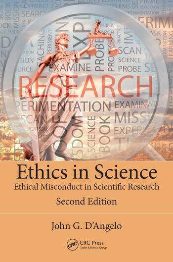 Ethics in Science Ethical Misconduct in Scientific Research, Second Edition book cover