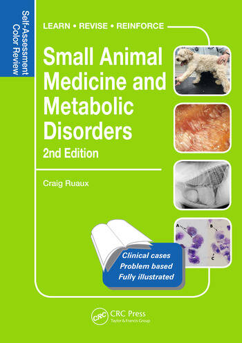 Small Animal Medicine and Metabolic Disorders Self-Assessment Color Review book cover