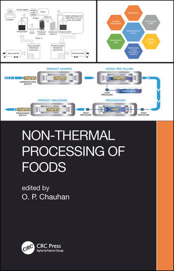 Non-thermal Processing of Foods book cover