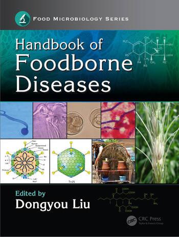 Handbook of Foodborne Diseases book cover