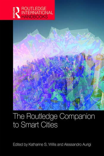 The Routledge Companion to Smart Cities book cover