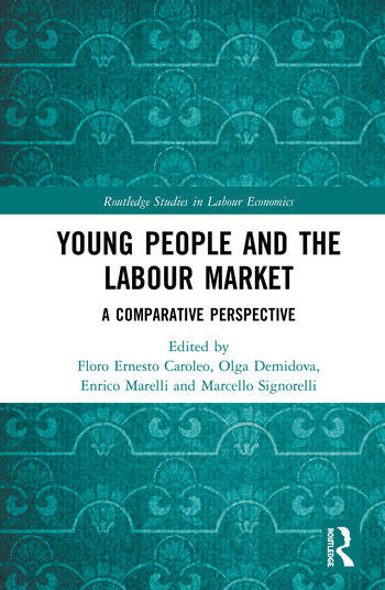 Young People and the Labour Market A Comparative Perspective book cover