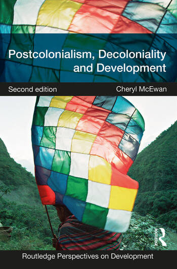 Postcolonialism, Decoloniality and Development book cover