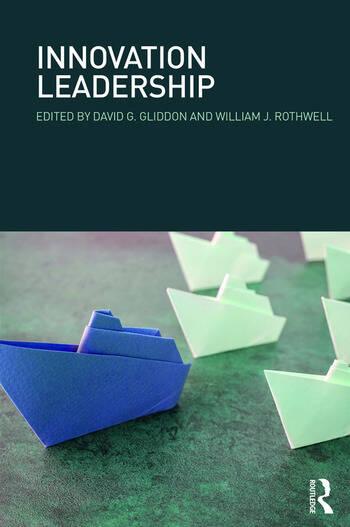 Innovation Leadership book cover