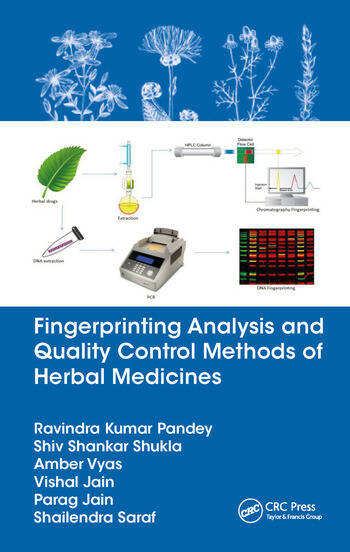 Fingerprinting Analysis and Quality Control Methods of Herbal Medicines book cover