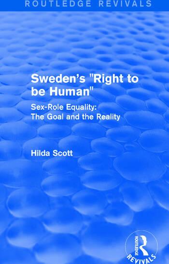 Revival: Sweden's Right to be Human (1982) book cover
