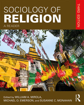 Sociology of Religion A Reader book cover
