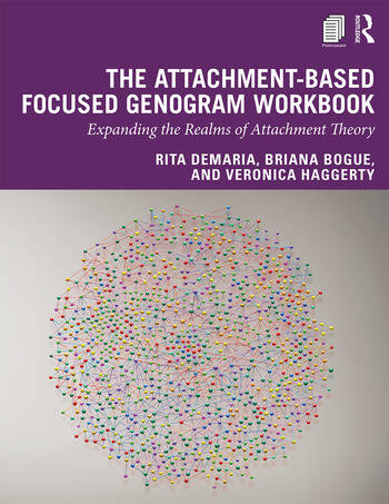 The Attachment-Based Focused Genogram Workbook Expanding the Realms of Attachment Theory book cover