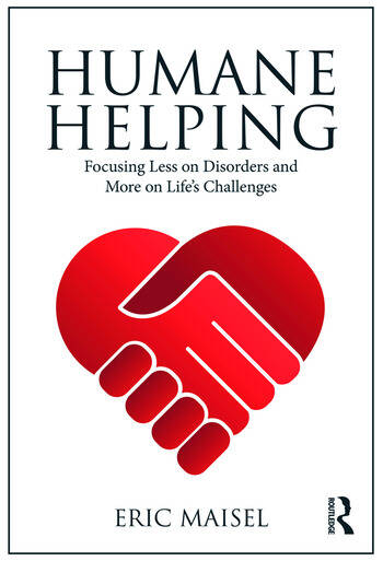 Humane Helping Focusing Less on Disorders and More on Life's Challenges book cover