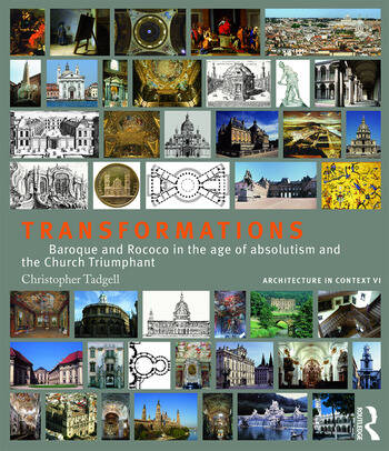 Transformations Baroque and Rococo in the age of absolutism and the Church Triumphant book cover