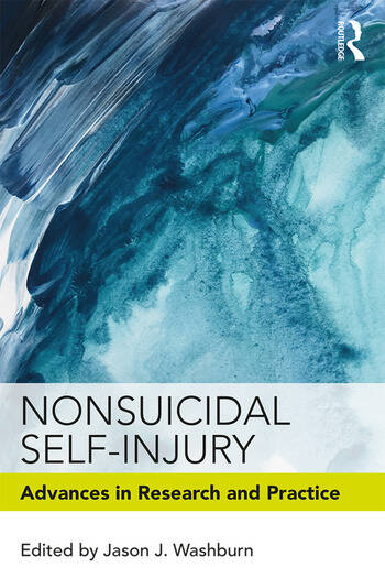 Nonsuicidal Self-Injury Advances in Research and Practice book cover