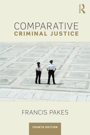 Comparative Criminal Justice book cover