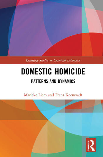 Domestic Homicide Patterns and Dynamics book cover