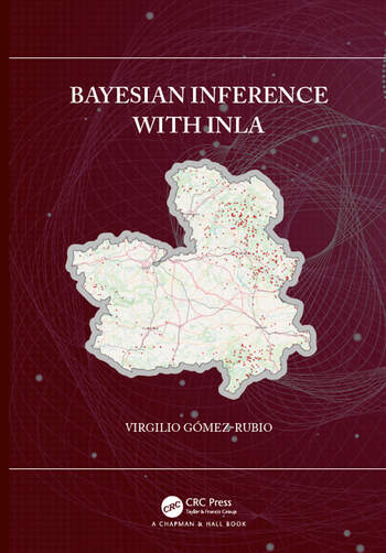 Bayesian inference with INLA book cover
