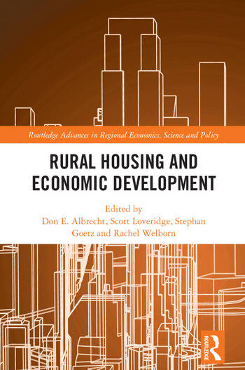 Rural Housing and Economic Development book cover