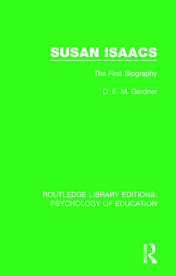 Susan Isaacs The First Biography book cover