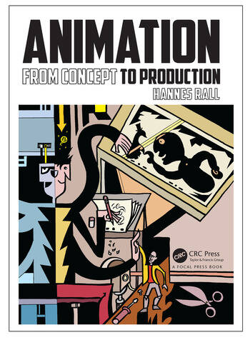 Animation From Concept to Production book cover
