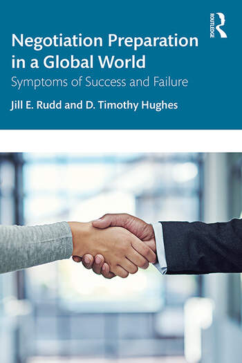 Negotiation Preparation in a Global World Symptoms of Success and Failure book cover
