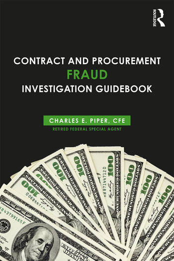Contract and Procurement Fraud Investigation Guidebook book cover