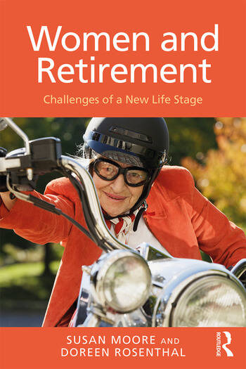 Women and Retirement Challenges of a New Life Stage book cover
