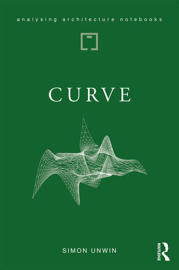 Curve possibilities and problems with deviating from the straight in architecture book cover