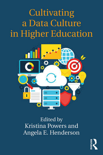 Cultivating a Data Culture in Higher Education book cover