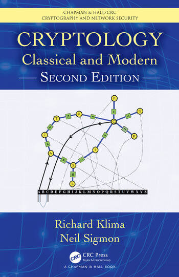 Cryptology Classical and Modern book cover