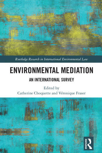 Environmental Mediation An International Survey book cover