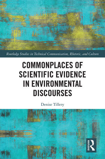 Commonplaces of Scientific Evidence in Environmental Discourses book cover