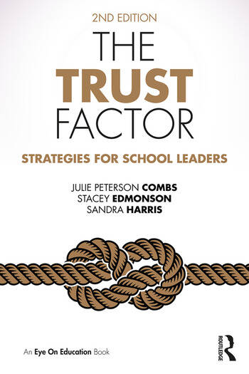 The Trust Factor Strategies for School Leaders book cover