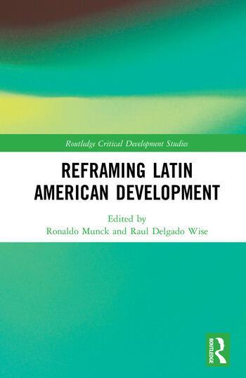 Reframing Latin American Development book cover