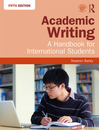 Academic Writing A Handbook for International Students book cover