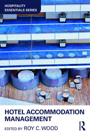 Hotel Accommodation Management book cover