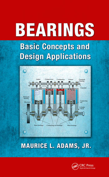 Bearings Basic Concepts and Design Applications book cover