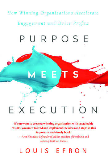 Purpose Meets Execution How Winning Organizations Accelerate Engagement and Drive Profits book cover