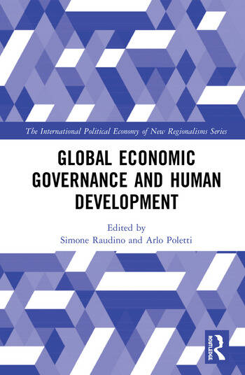 Global Economic Governance and Human Development book cover