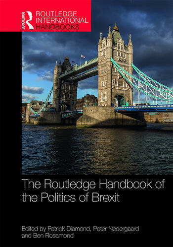 Routledge Handbook of the Politics of Brexit book cover