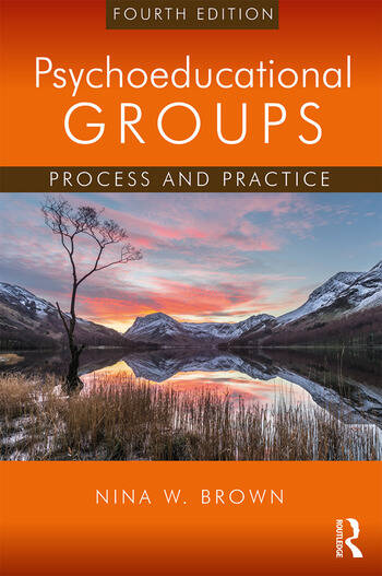 Psychoeducational Groups Process and Practice book cover