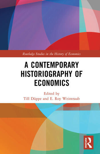 A Contemporary Historiography of Economics book cover
