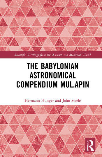 The Babylonian Astronomical Compendium MUL.APIN book cover