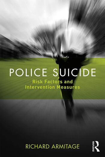 Police Suicide Risk Factors and Intervention Measures book cover