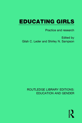 Educating Girls Practice and Research book cover