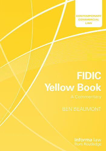 FIDIC Yellow Book: A Commentary book cover